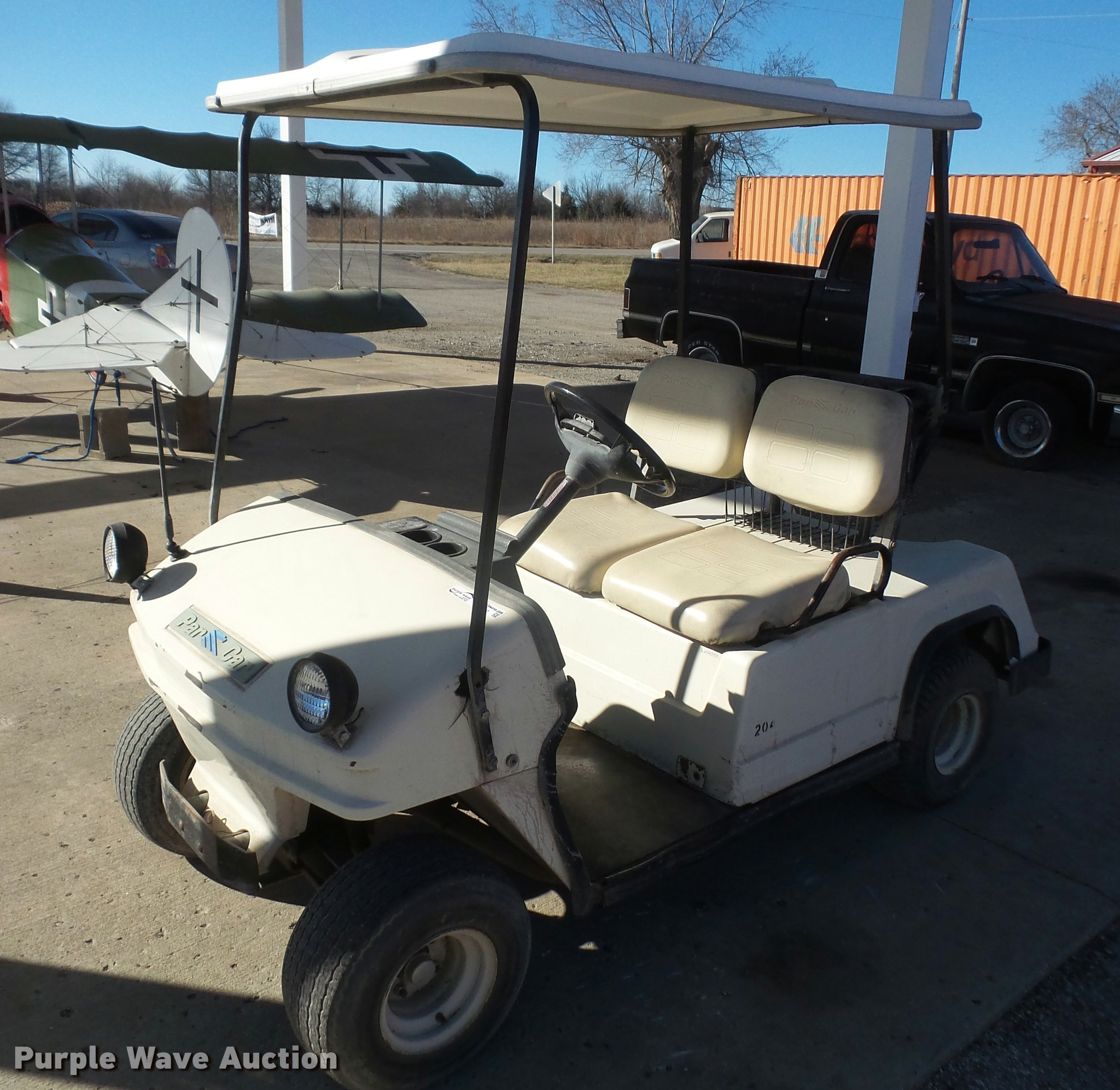 Columbia Par Car Golf Cart