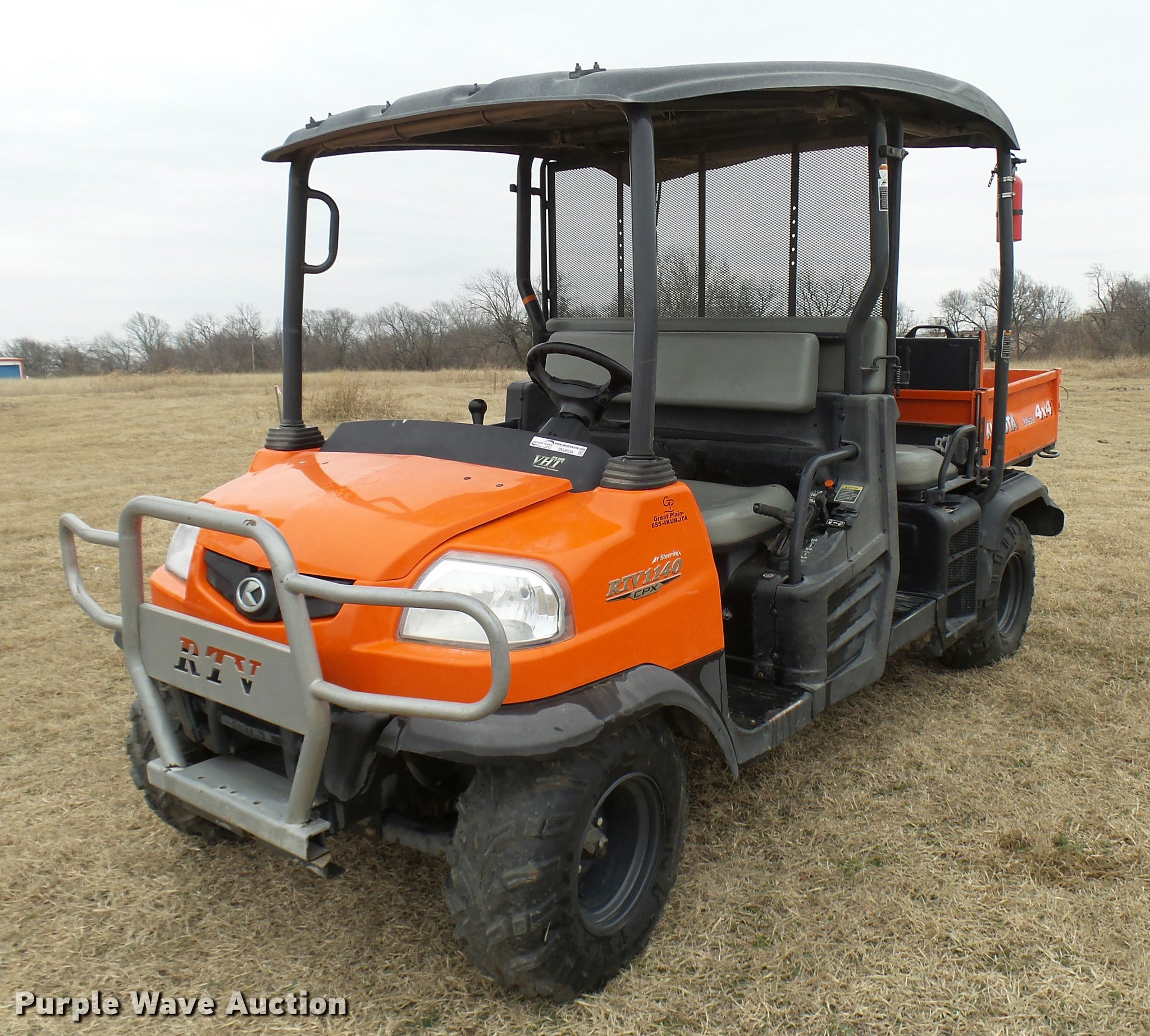 [SCHEMATICS_4NL]  2015 Kubota RTV1140CPX utility vehicle in Ada, OK | Item DG9538 sold |  Purple Wave | Kubota Rtv 1140 Cpx Wiring Diagram |  | Purple Wave