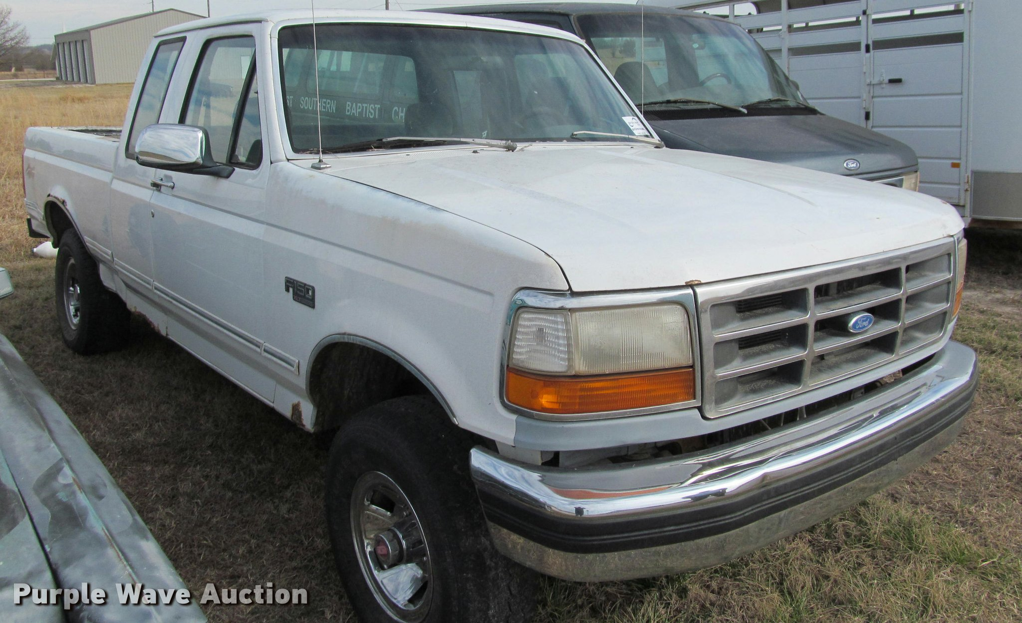 K4994 image for item k4994 1994 ford f150