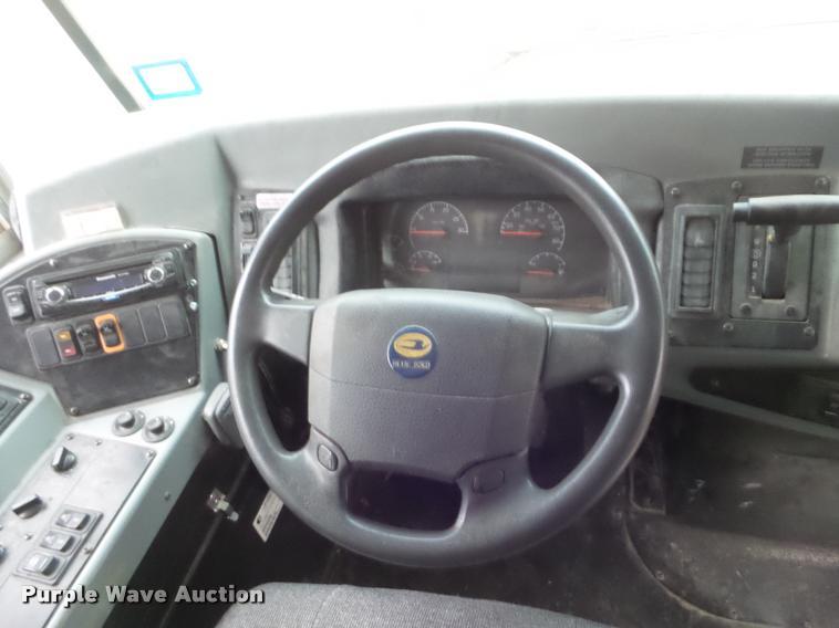2008 Blue Bird Vision School Bus Item Db5003 Sold