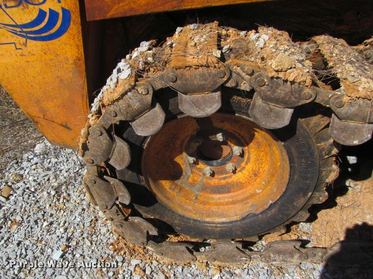 1991 Case 1840 skid steer | Item K4976 | SOLD! April 4 Gover