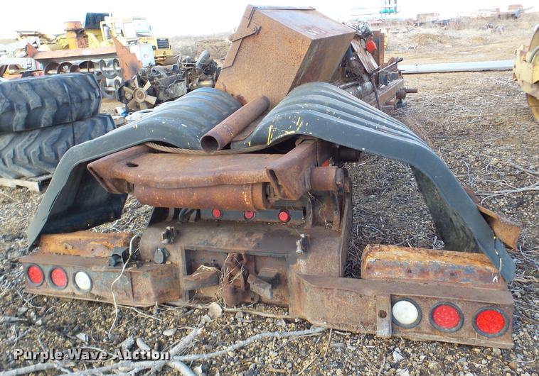 Roll off truck bed frame | Item DA7482 | SOLD! April 12 Vehi...