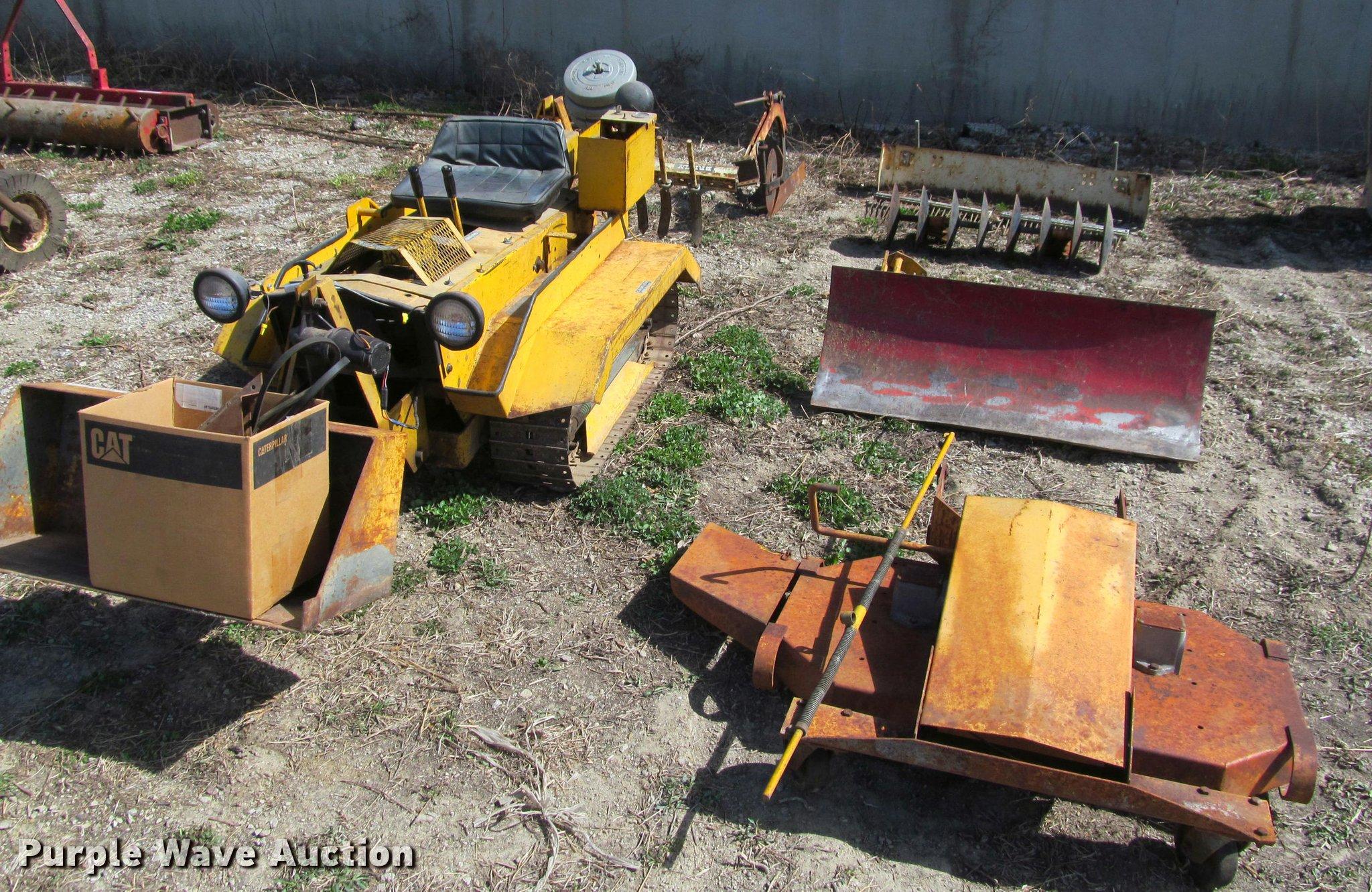 100+ Struck Magnatrac Mini Dozer Bulldozer – yasminroohi