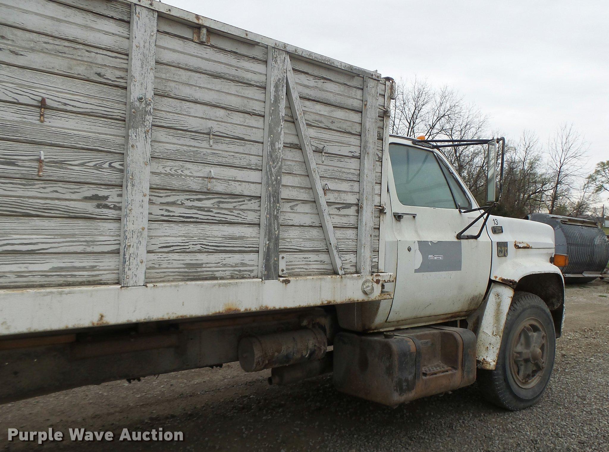 1979 chevrolet c70 grain truck full size in new window