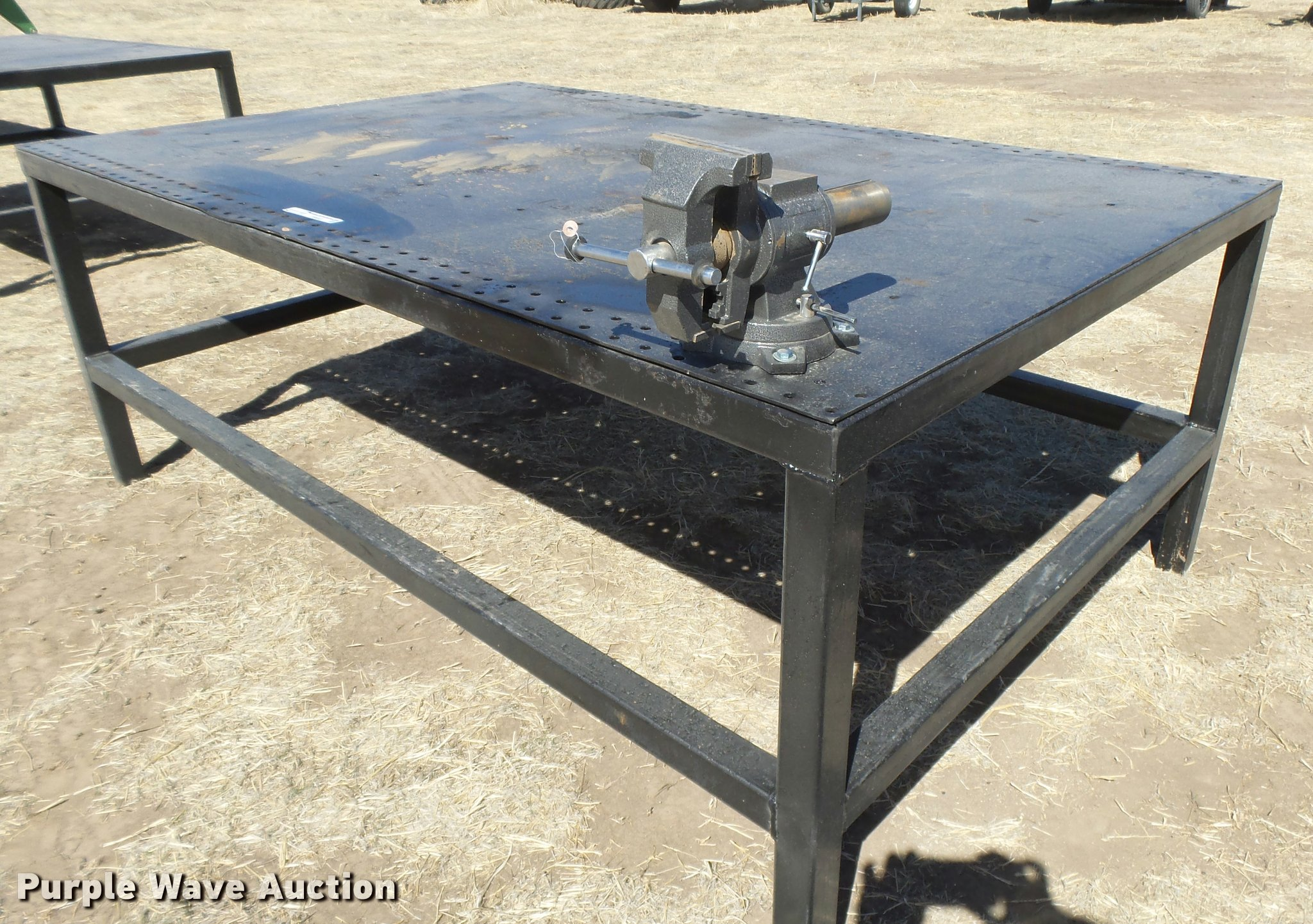 Amazing DI9692 Image For Item DI9692 Steel Shop Table