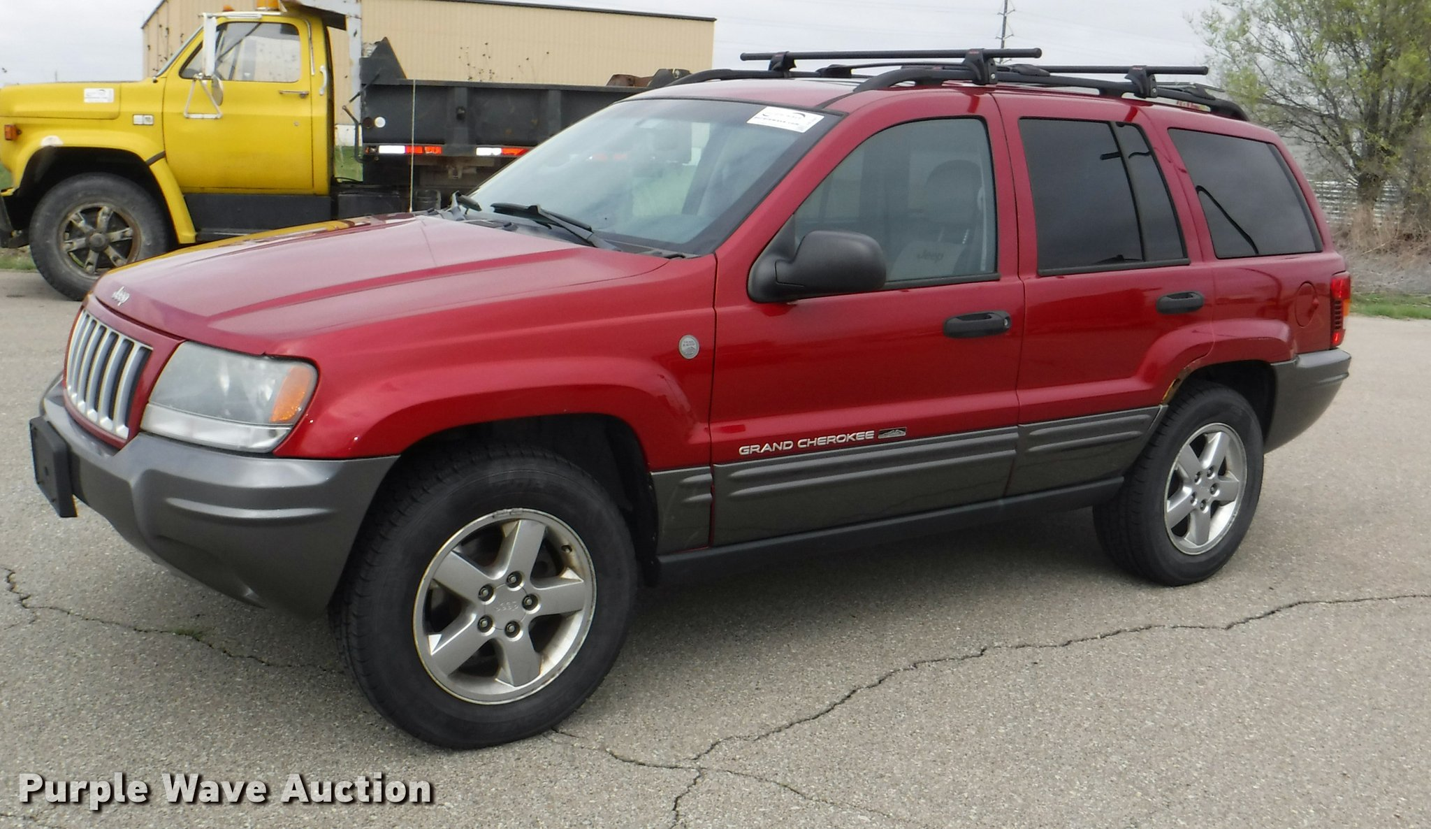 Full Size In New Window; DB3881 Image For Item DB3881 2004 Jeep Grand  Cherokee Laredo Rocky Mountain Edition SUV