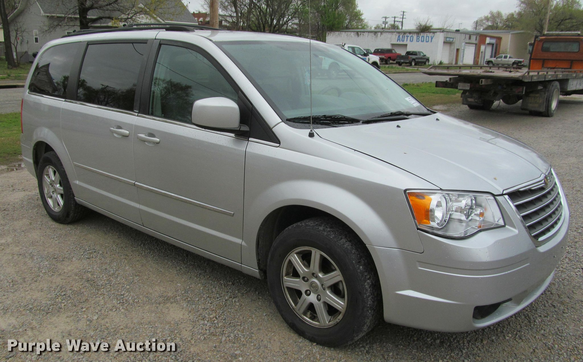 chrysler review instrument limited minivan country town van and panel view