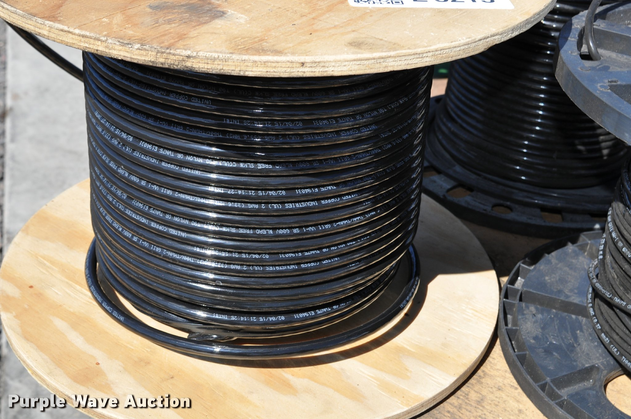 Electrical wire | Item L5213 | SOLD! April 26 Vehicles and E...
