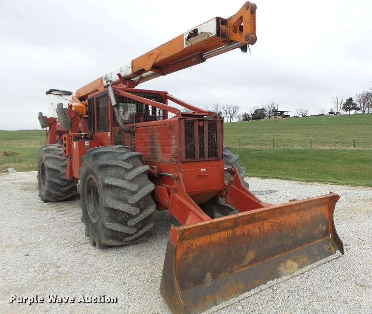 Construction Equipment Auction In Forsyth, Missouri By