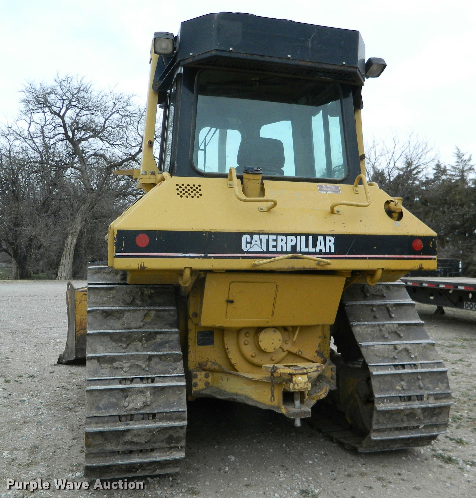 2002 Caterpillar D6M XL series dozer | Item K2699 | SOLD! Ap
