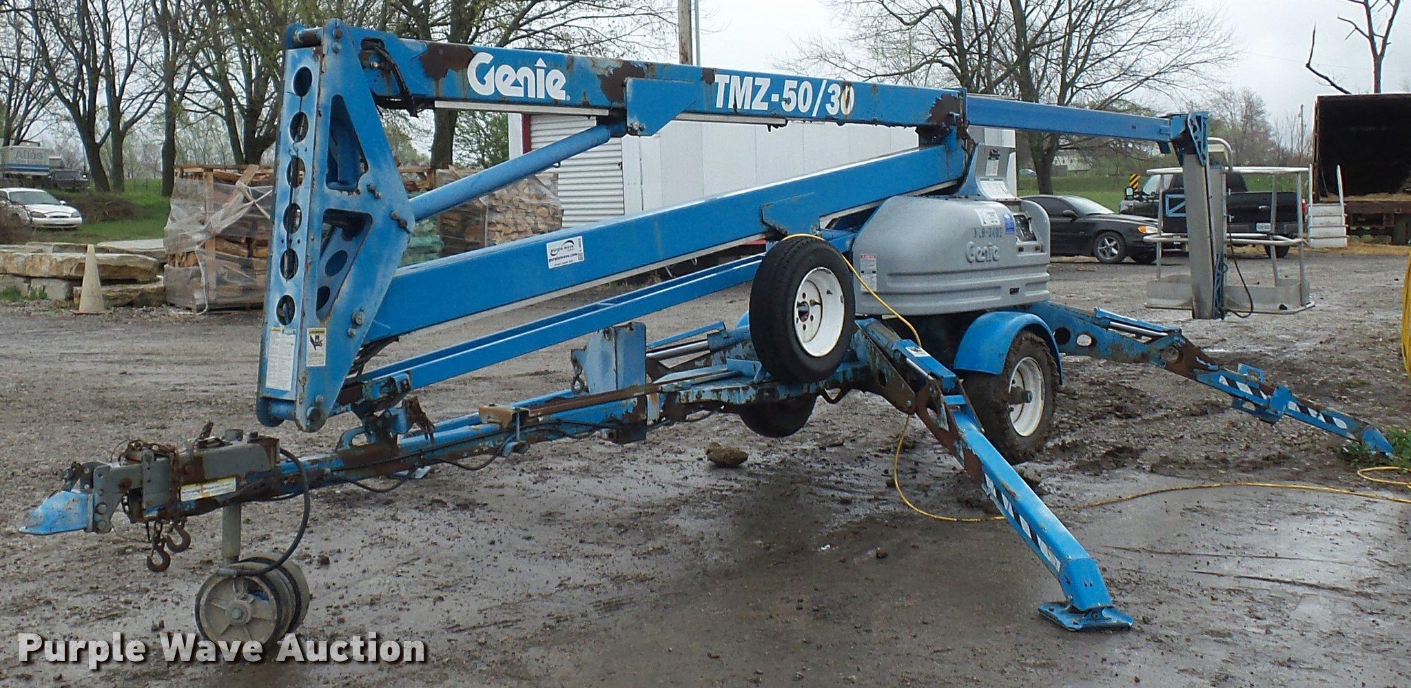 L4653 image for item L4653 2001 Genie TMZ-50/30 ...