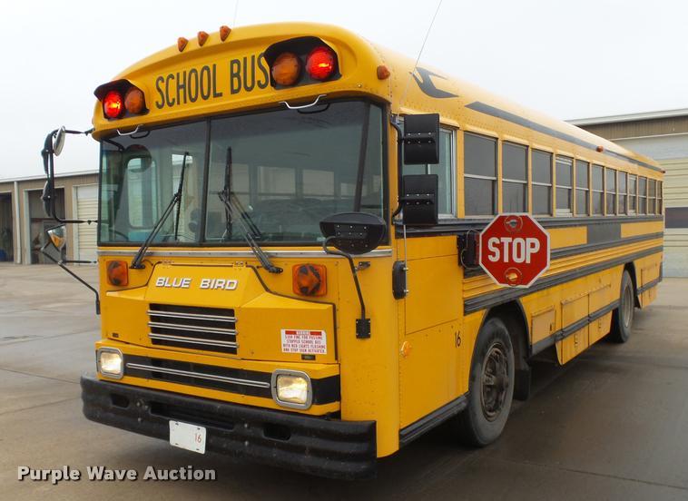 1992 Blue Bird TC2000 school bus | Item DB1994 | SOLD! May 2