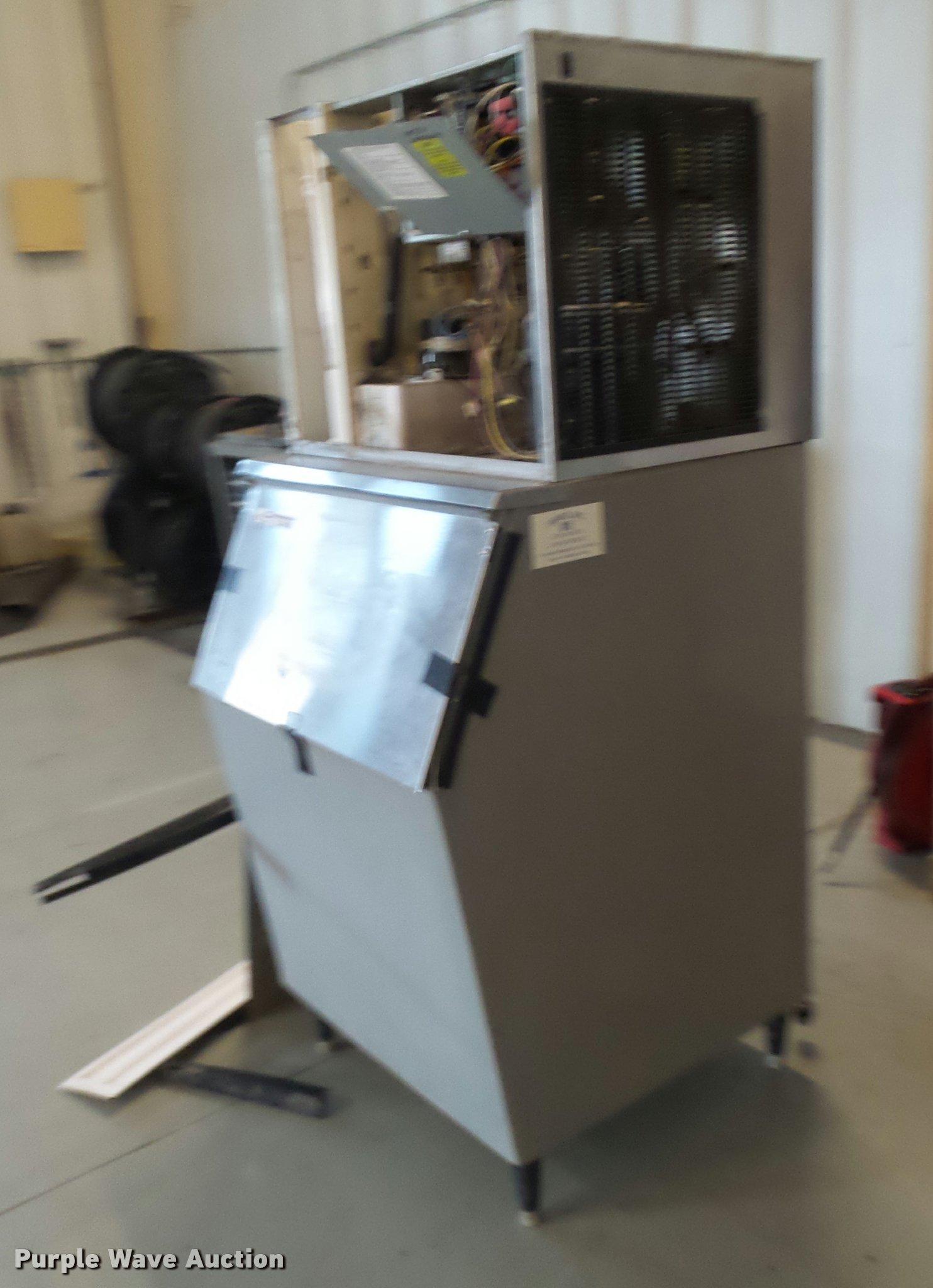 ... Cornelius ice machine Full size in new window ...