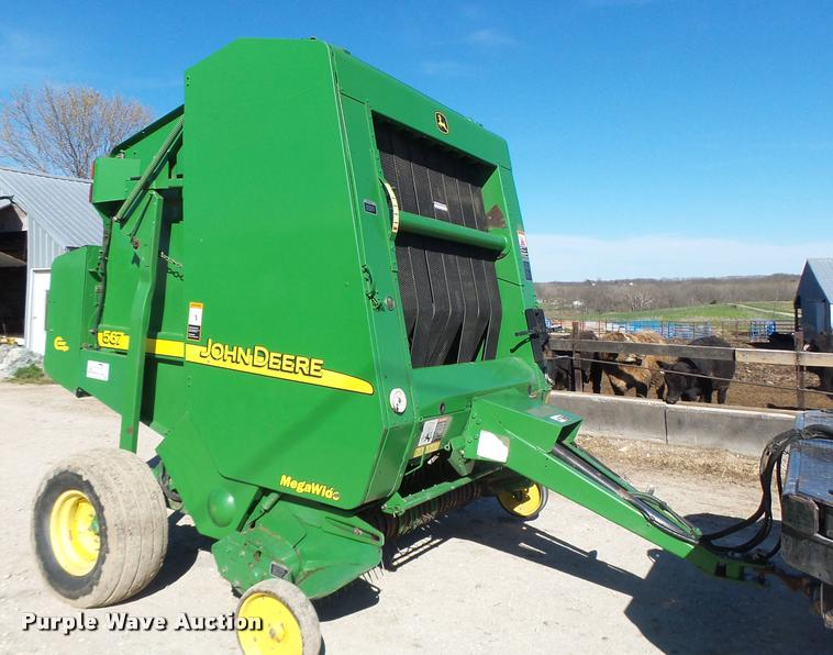 John Deere 567 Baler Manual