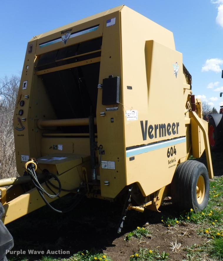 Vermeer Accu Tie operators Manual