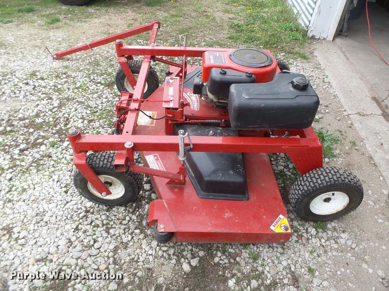 Swisher T1360 Finish Mower Item Au9582 Sold May 10