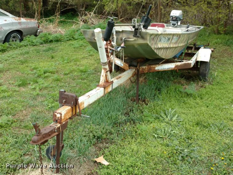monark boat serial number and year