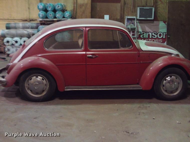 1968 VW Beetle BL | Item DA6037 | SOLD! May 10 Vehicles and