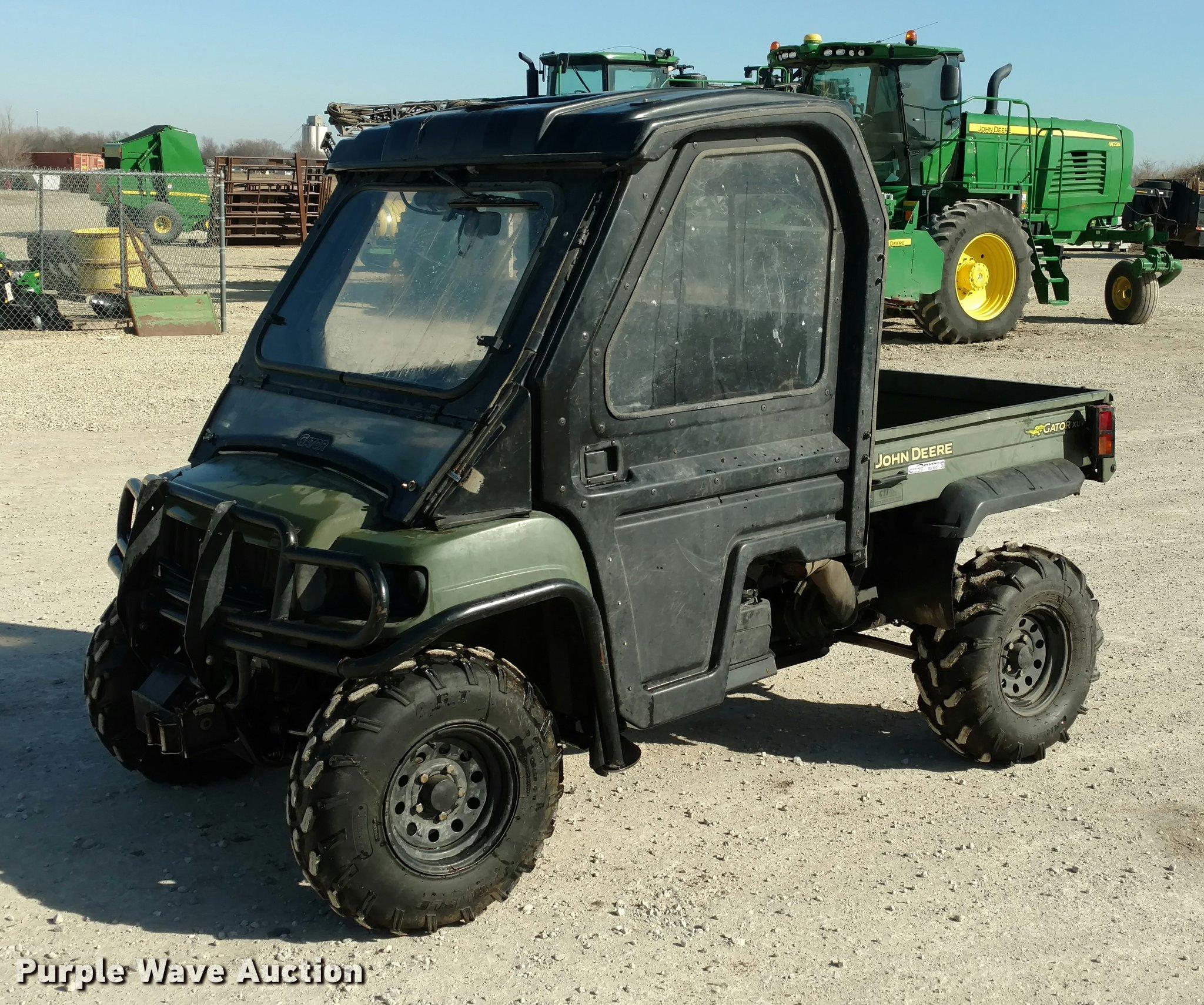 John Deere Gator 620i Problems Fuse Box Bu Image For Item I Utility Vehicle 2048x1710
