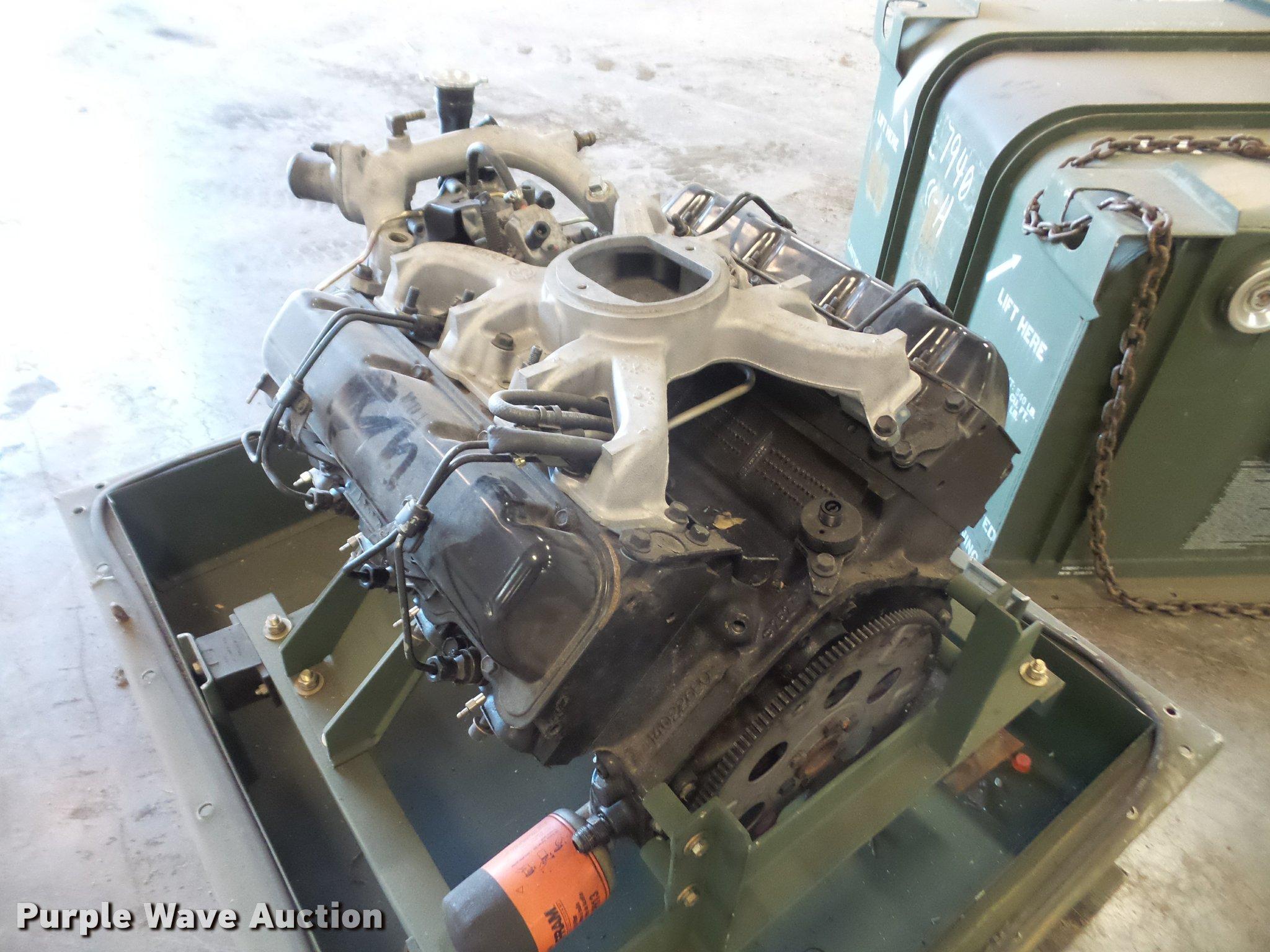 Gm 6 2l V8 Diesel Engine Item Dc9237 Sold May 10 Vehicl