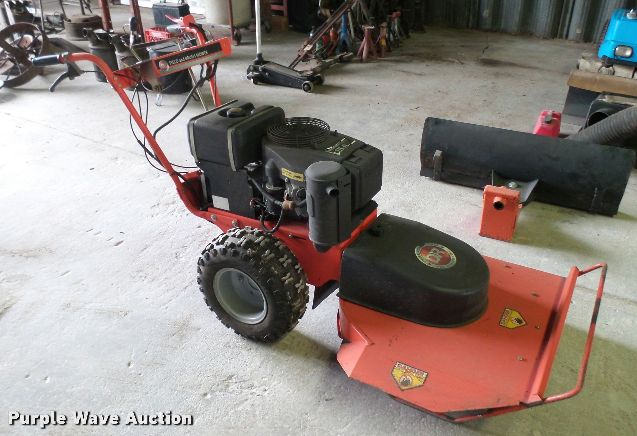 Dr Field & Brush mower | Item DM9206 | SOLD! May 10 Vehi