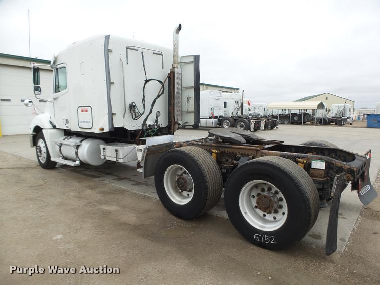 2006 Freightliner Columbia CL120 For Sale (12726155) From