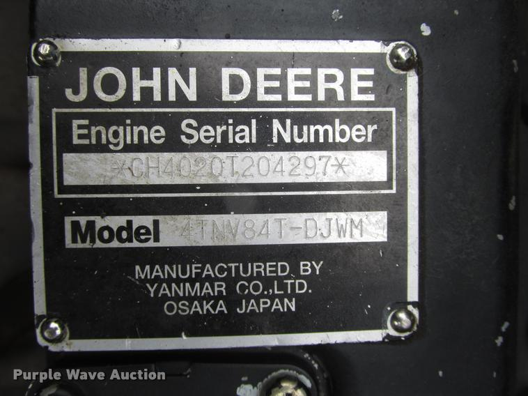 John deere 1600 turbo series ii lawn mower item da0684 s da0684 image for item da0684 john deere 1600 turbo series ii lawn mower sciox Images