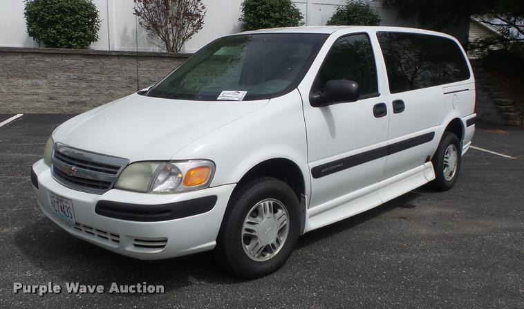 2003 Chevrolet Venture Handicap Accessible Van In Saint Peters Mo