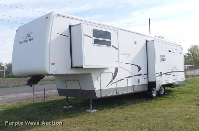 2002 kountry star camper item k7676 sold may 24 vehicle rh purplewave com