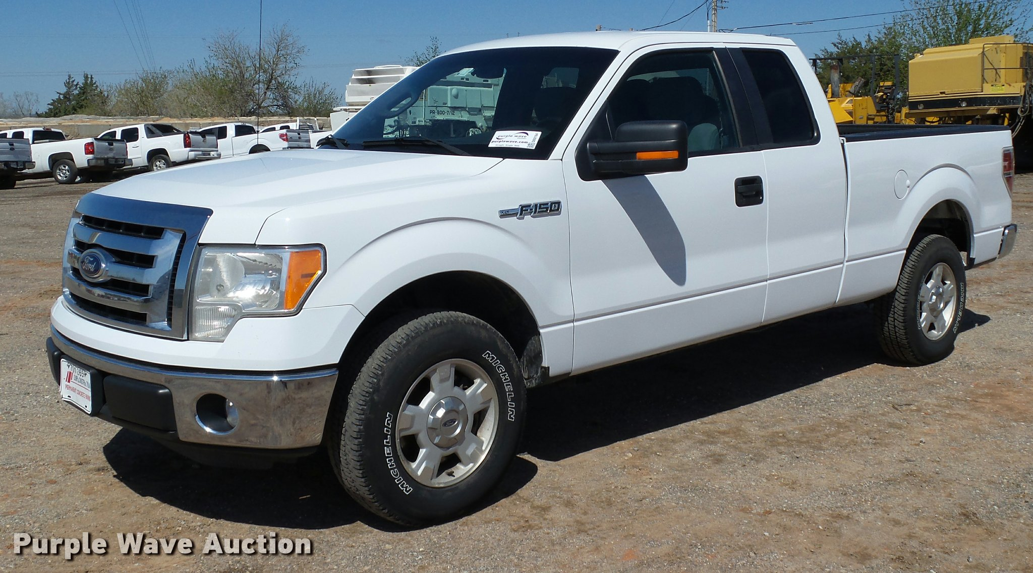 2012 Ford F150 Xlt Supercab Pickup Truck Item Db0194 Sol 2004 F 150 Image For