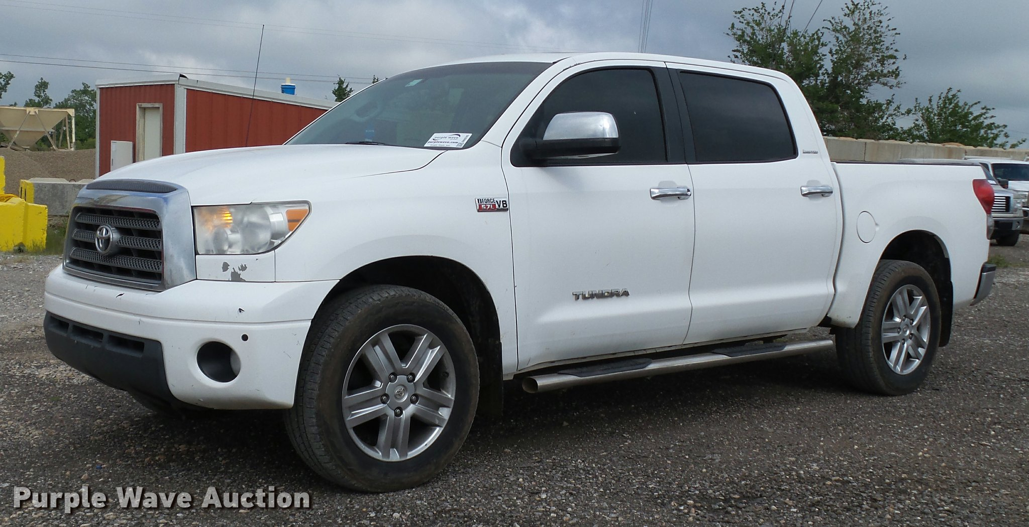 rwd new inventory crewmax tundra toyota bed