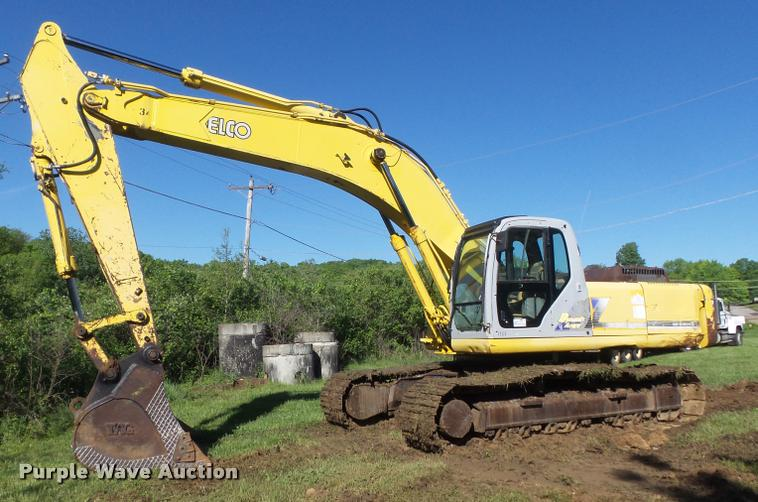 Construction Equipment Auction in Kansas City, Missouri by
