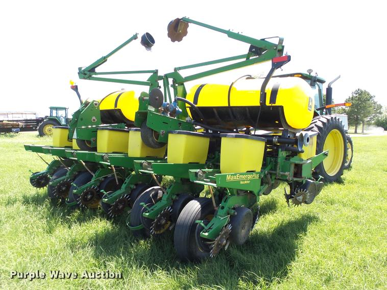 1998 John Deere 1760 Conservation No Till Planter Item Db4