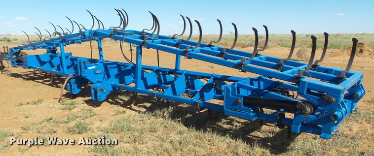 Sam Stevens spring tooth plow | Item DL9183 | SOLD! May 31 A