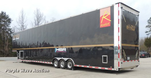 Stacker Trailer For Sale >> 2012 Continental Four Car Stacker Trailer Item Da5254 So
