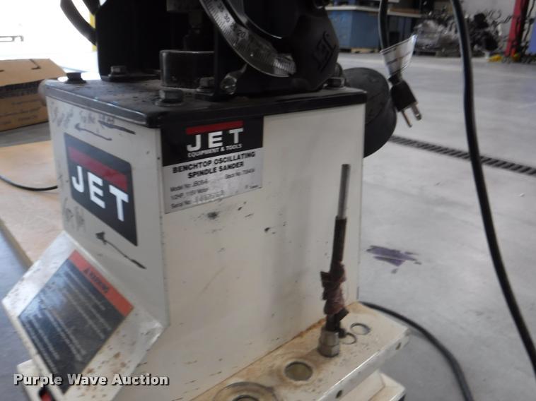 jet oscillating spindle sander. dj9149 image for item jet oscillating spindle sander