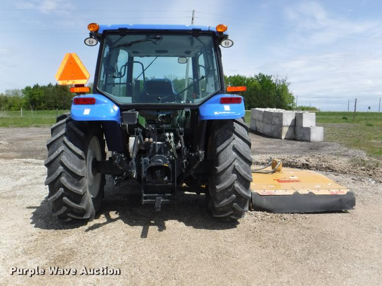2012 New Holland T5050 tractor | Item K5992 | SOLD! June 6 G
