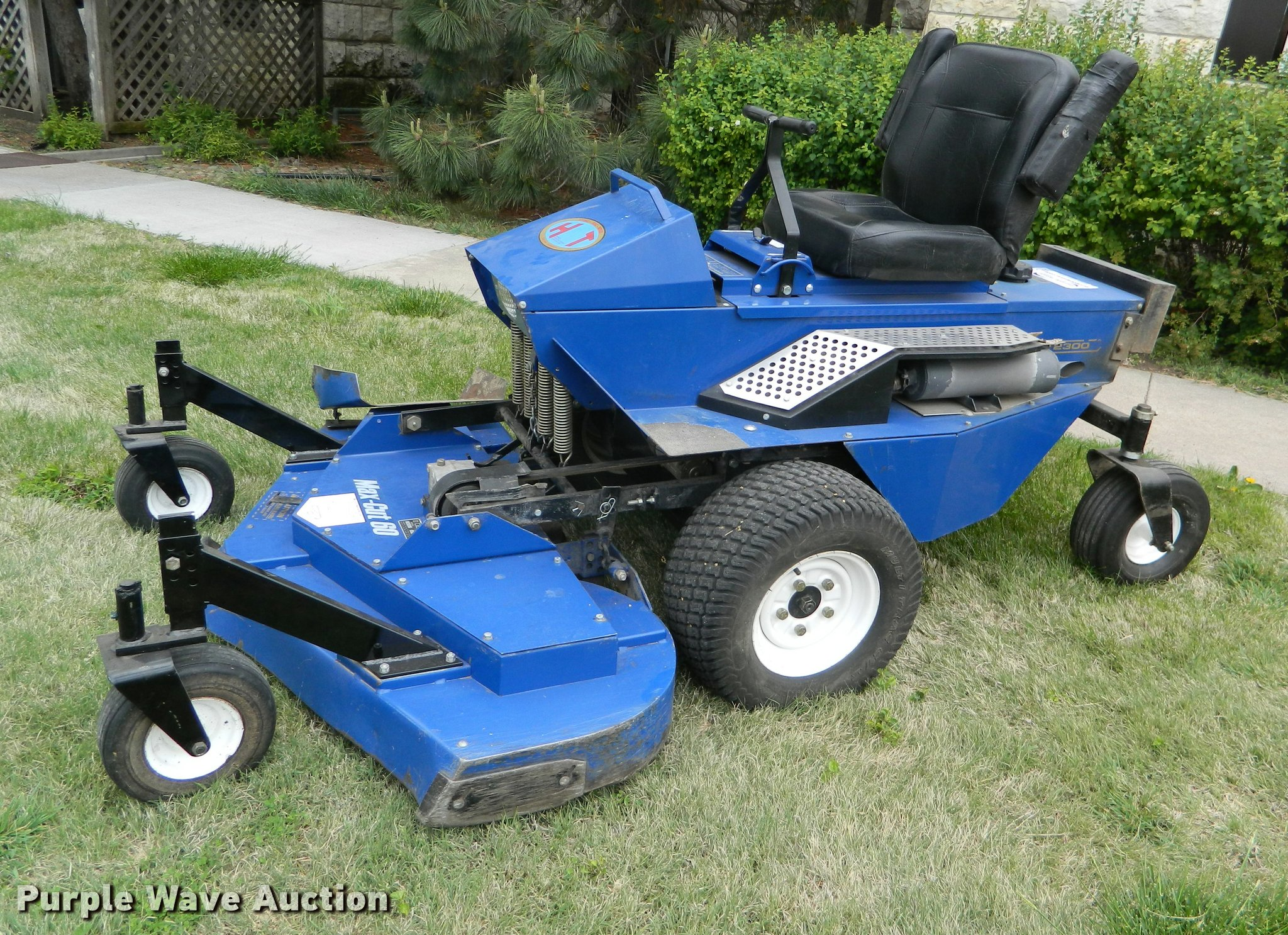 deines lawn mower item k2557 sold june 6 government auc rh purplewave com Deines Zero Turn Mower Deines Mower Engine