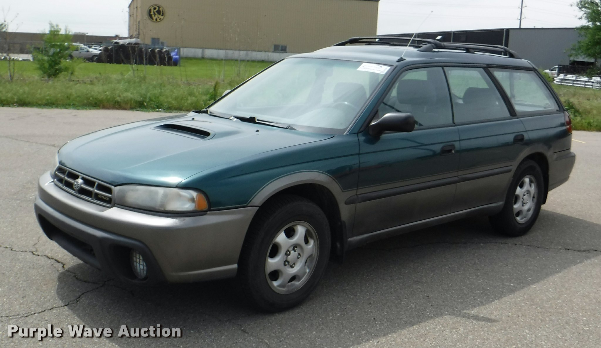 1997 subaru legacy wagon outback | item db3964 | sold! june