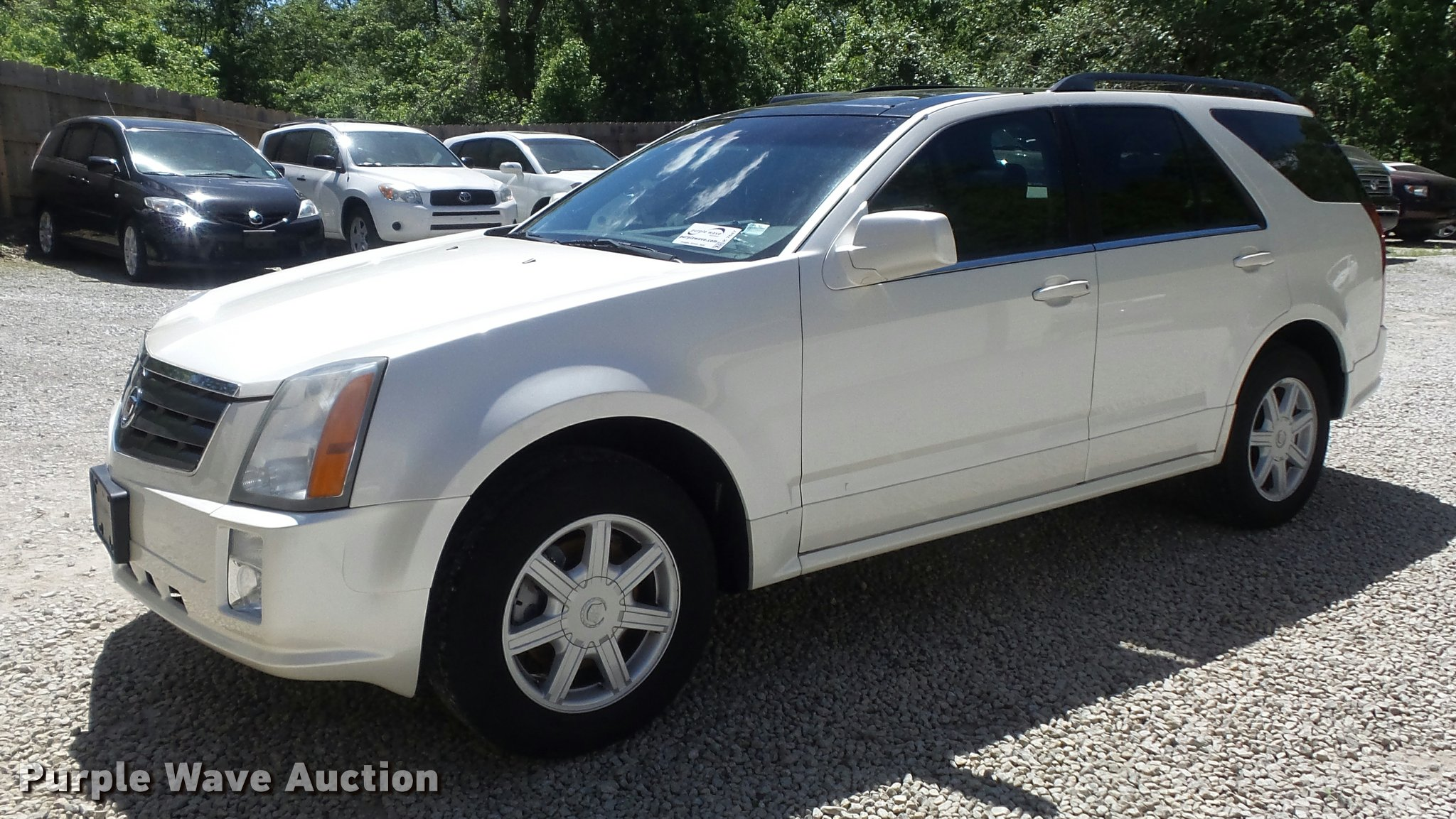 item new suv size in srx cadillac window a sale june for auction full sold vehicles