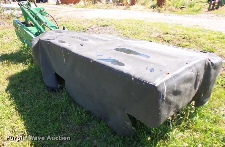 John Deere 275 disc mower   Item DA6390   SOLD! June 14 Ag E