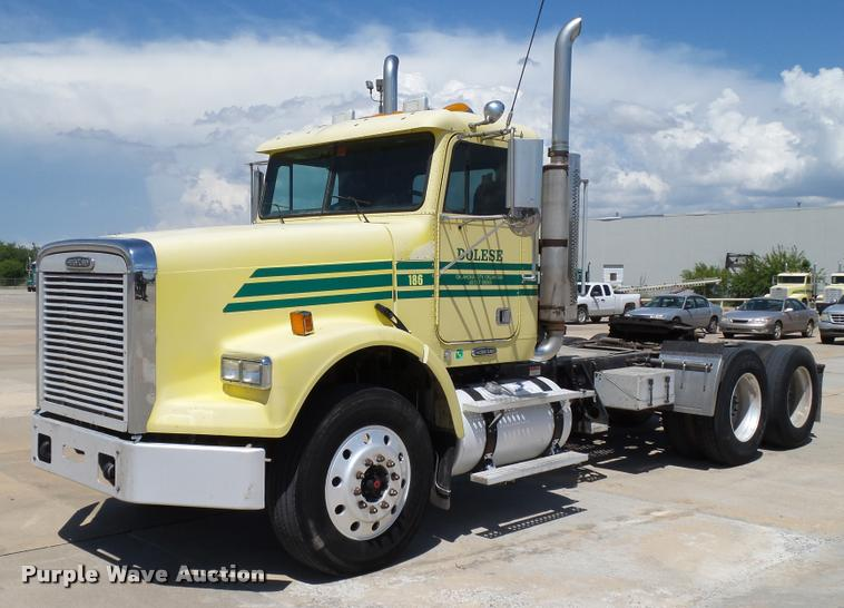 Truck and Trailer Auction in Oklahoma City, Oklahoma by