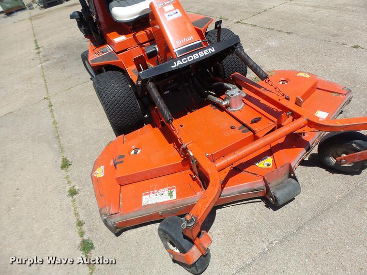 Jacobsen T423D Turfcat lawn mower | Item DB1341 | SOLD! June