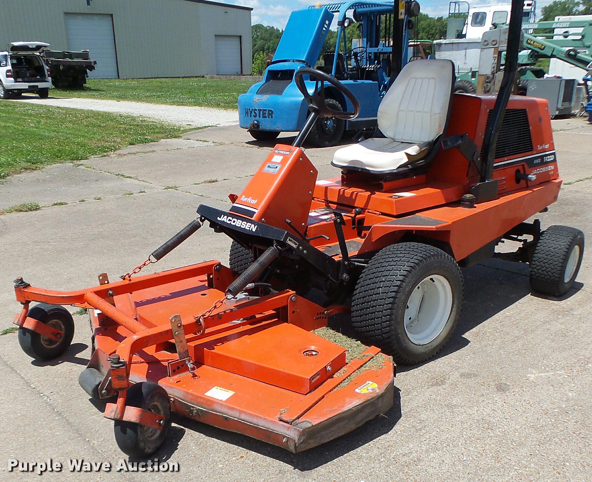 Jacobsen Turfcat T423d For Sale on