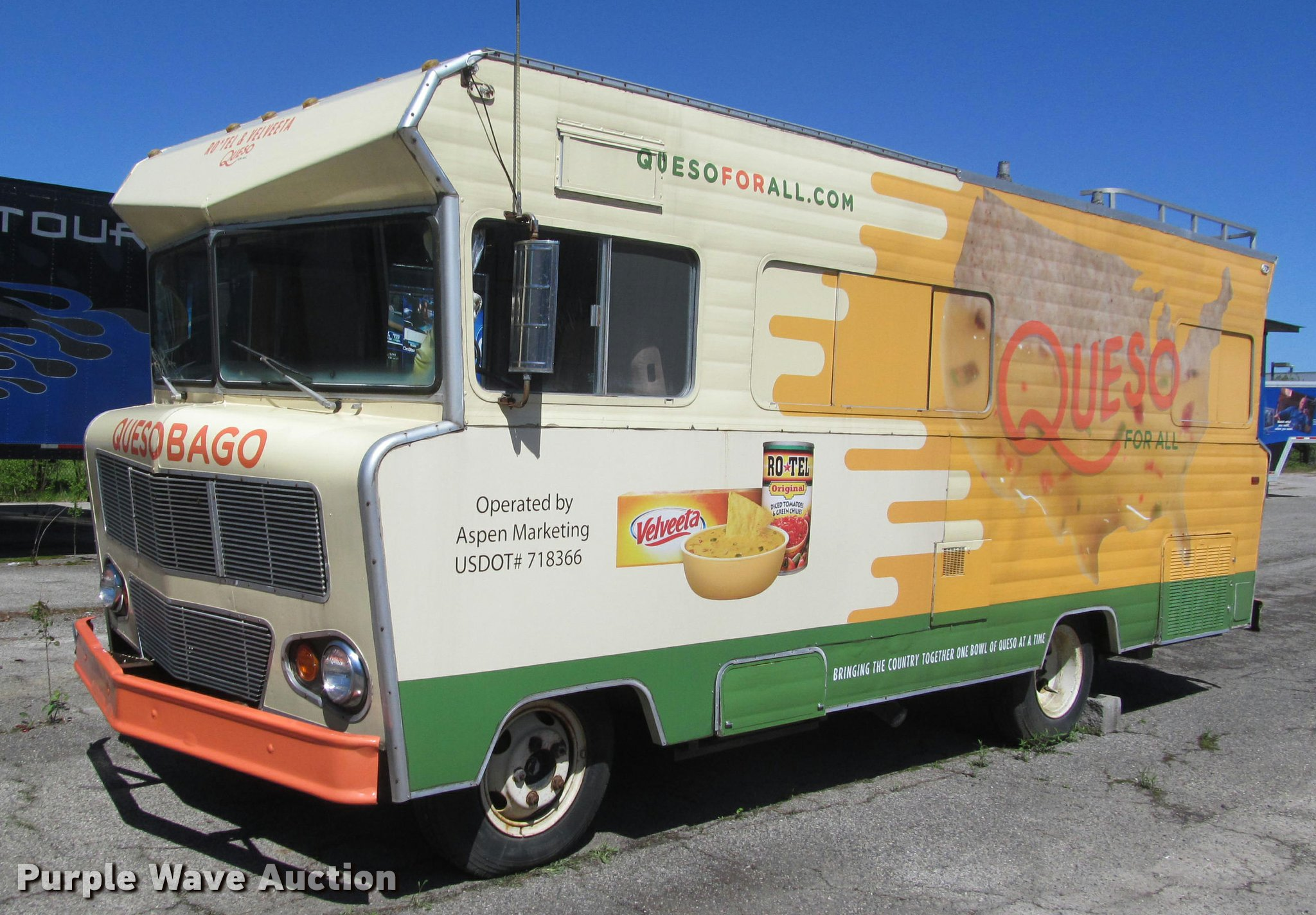 1973 Winnebago Brave RV | Item DA1012 | SOLD! July 5 Vehicle