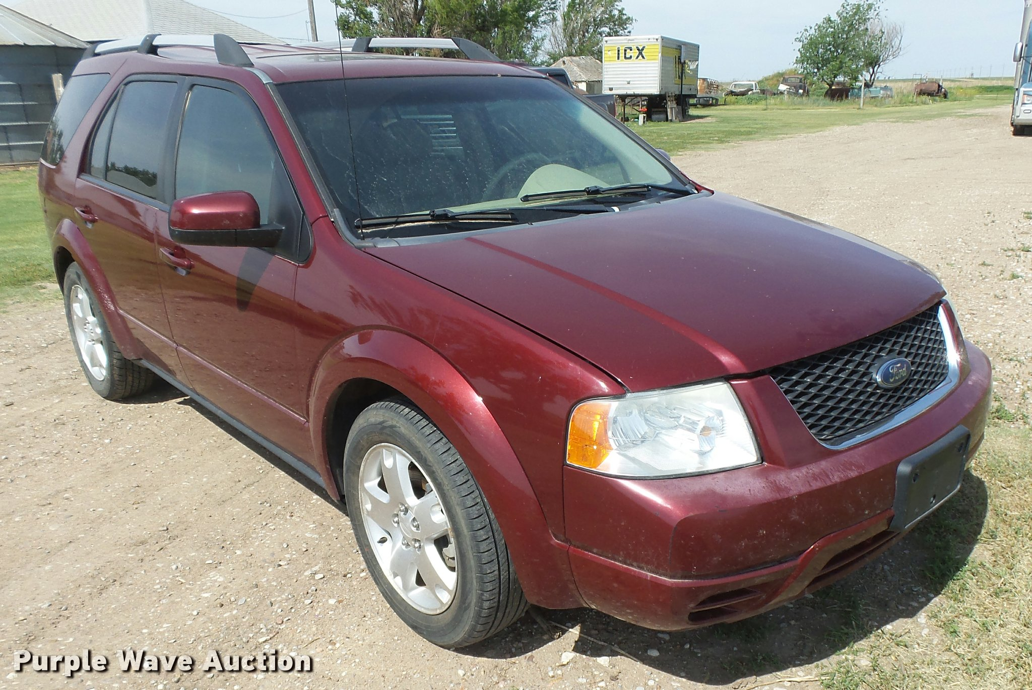 Db2579 image for item db2579 2007 ford freestyle