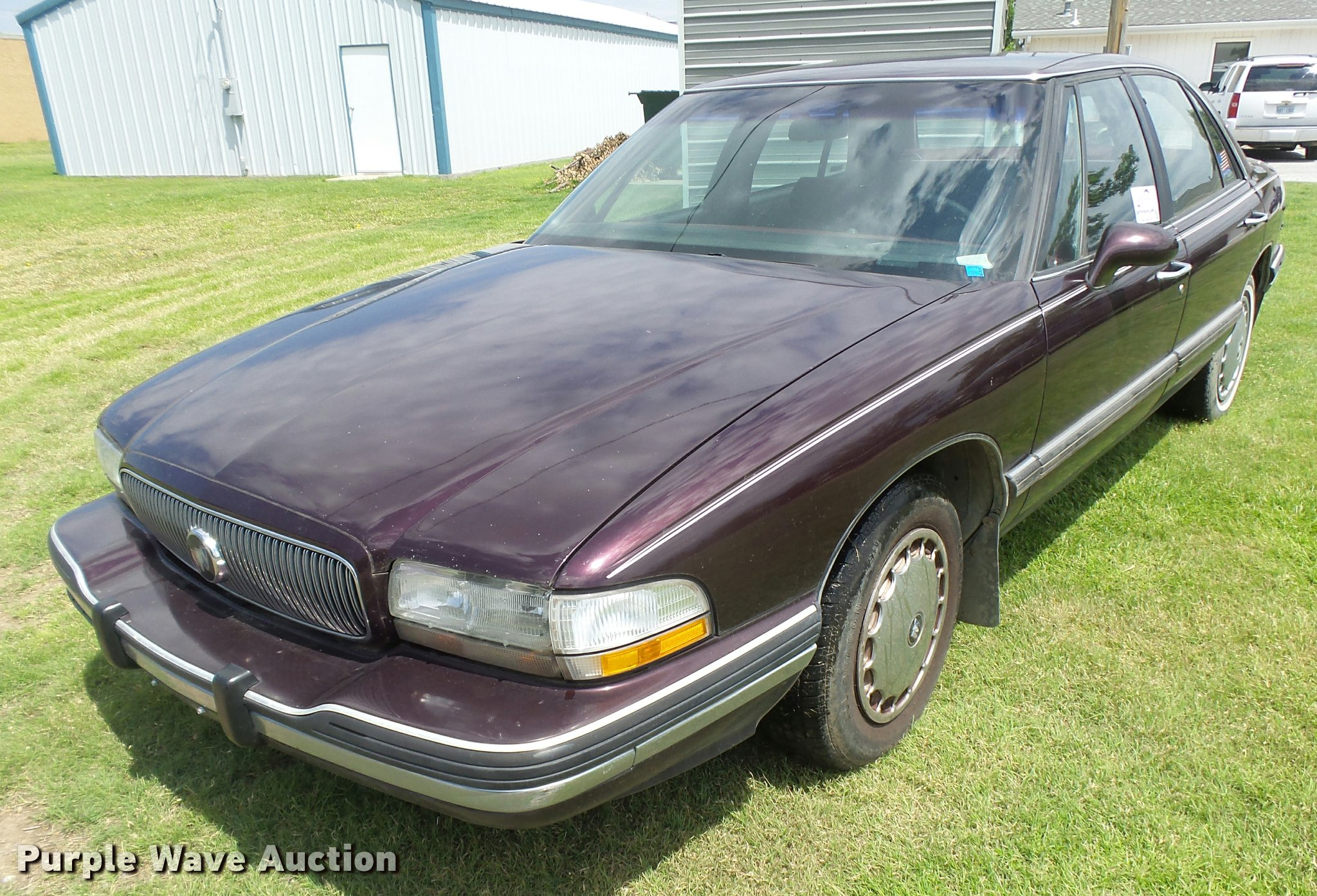 1996 Buick Lesabre >> 1996 Buick Lesabre Item Db2620 Sold July 5 Vehicles And