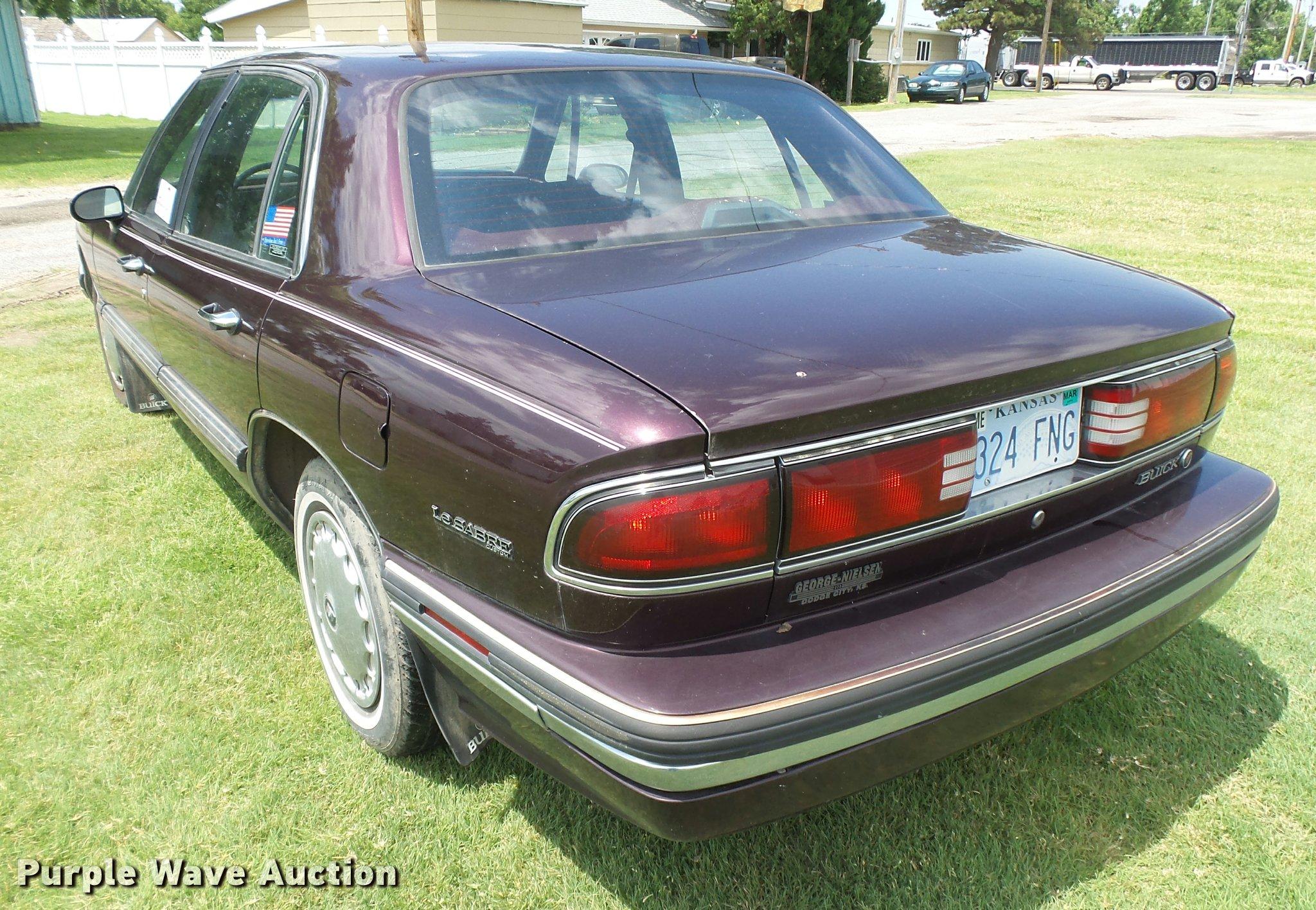 1996 Buick Lesabre >> 1996 Buick Lesabre Item Db2620 Sold July 5 Vehicles And