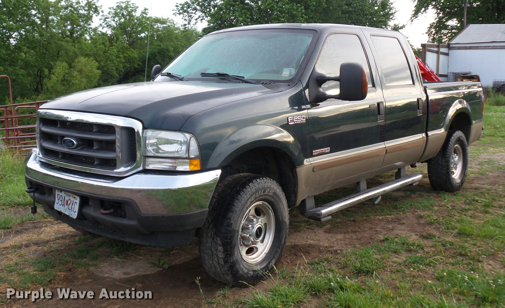 2004 Ford F250 Super Duty Pickup Truck Item Dd9499 Sold F 250 Image For