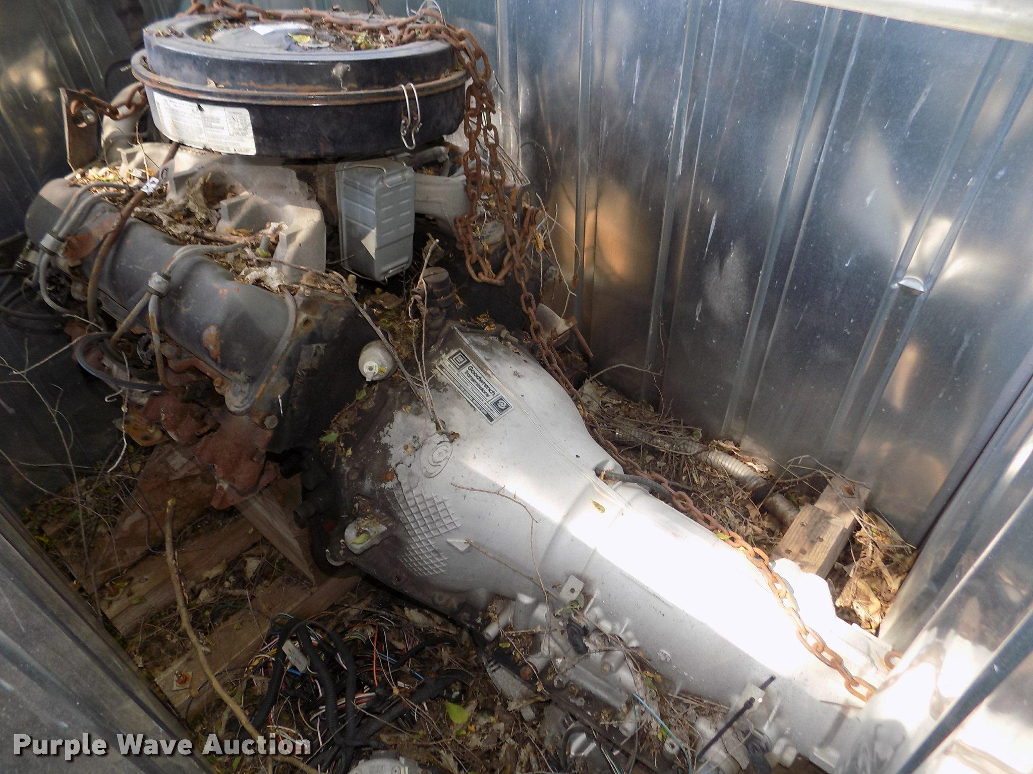 1991 Chevrolet 6 2l V8 Diesel Engine Item Do9249 Sold J